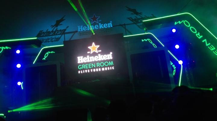[Report] Heineken GreenRoom