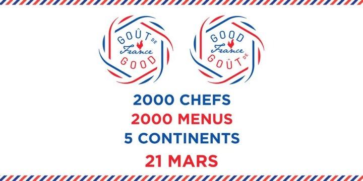 [Report] Goût de France / Good France2017