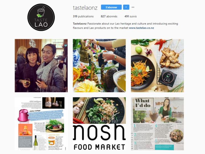 Taste Lao