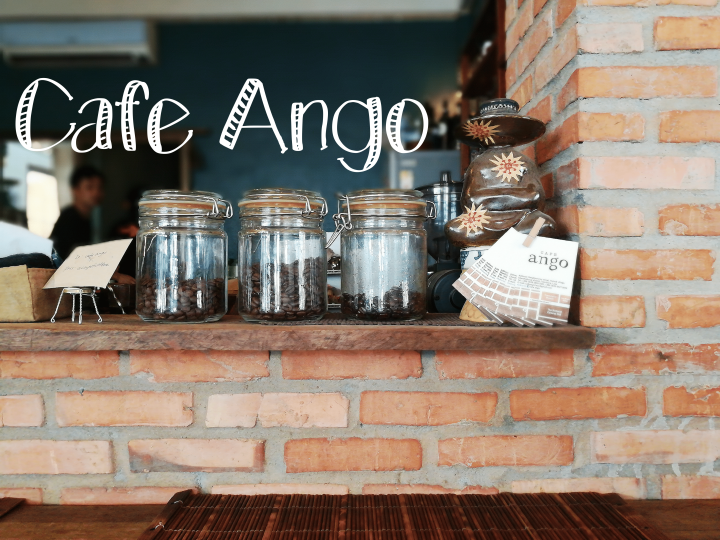 A lunch at Café Ango
