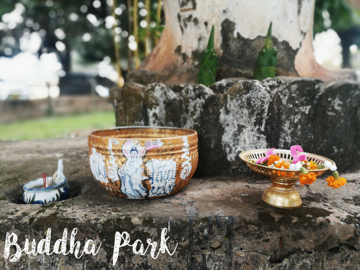 Visit of the Buddha Park